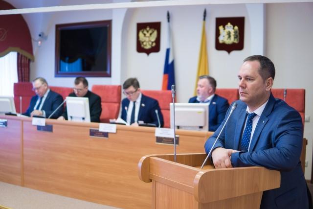 На пост директора ярославского фонда капремонта претендовал один кандидат