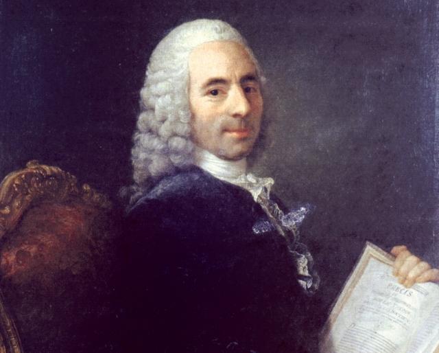 Неизв. художник. Портрет Франсуа де Кенэ