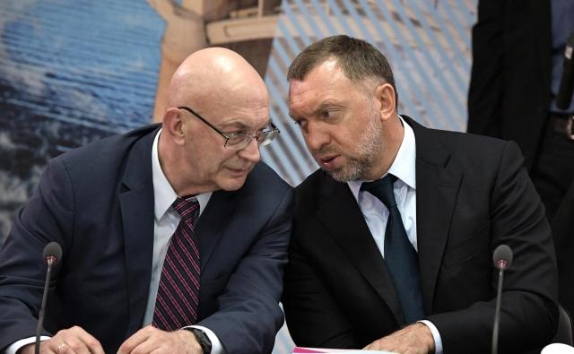 Дерипаска готов отказаться от контрольного пакета в «Группе ГАЗ»