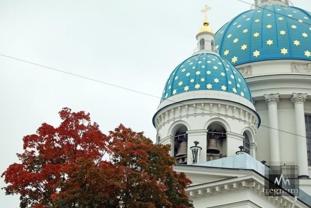 Религиозные деятели Петербурга сочувствуют в связи с пожаром в Нотр-Даме