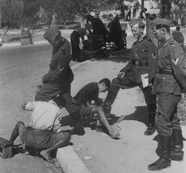 Греческий парламент потребовал от Германии репараций за оккупацию