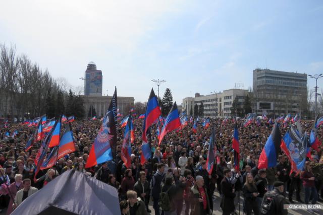 Почему Зеленский выступил против особого статуса для Донбасса