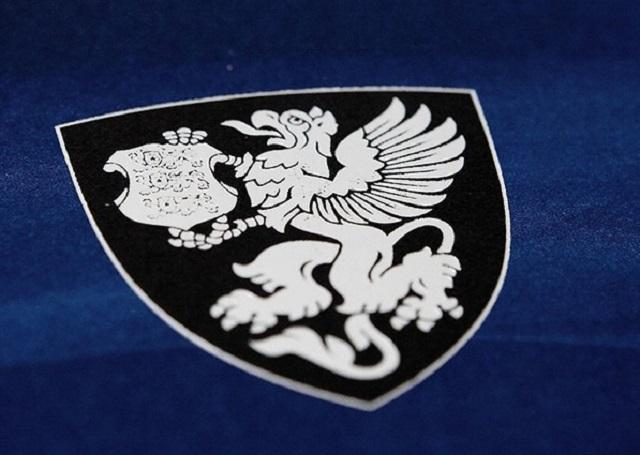 Шеврон эстонской КАПО