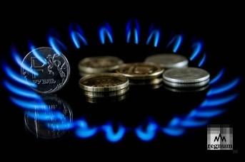 Российский газ. Дарья Антонова © ИА REGNUM