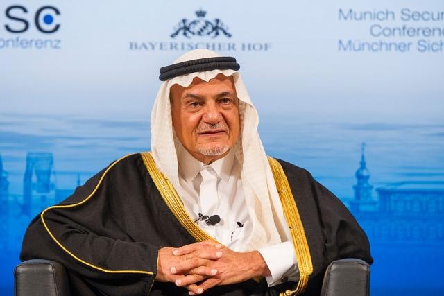 Турки ибн Фейсал Аль Сауд