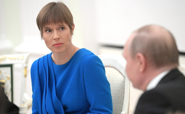 Визит Кальюлайд в Москву – большой дипломатический успех Эстонии: эксперт