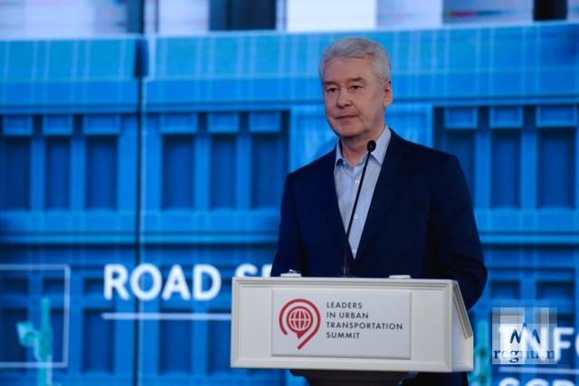 Собянин признал, что в Москве нет стратегии развития транспорта