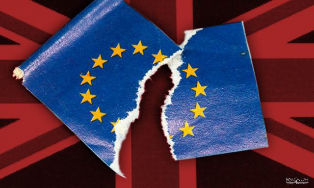 Юнкер: Риск «жесткого Brexit» сохраняется