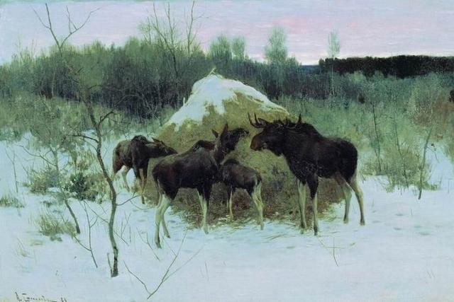 В курганских лесах сокращается численность охотничьих ресурсов