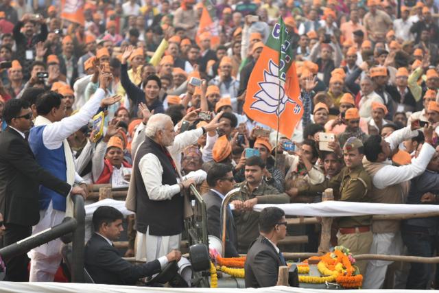Министр финансов Индии: оппозиция не может справиться с популярностью Моди