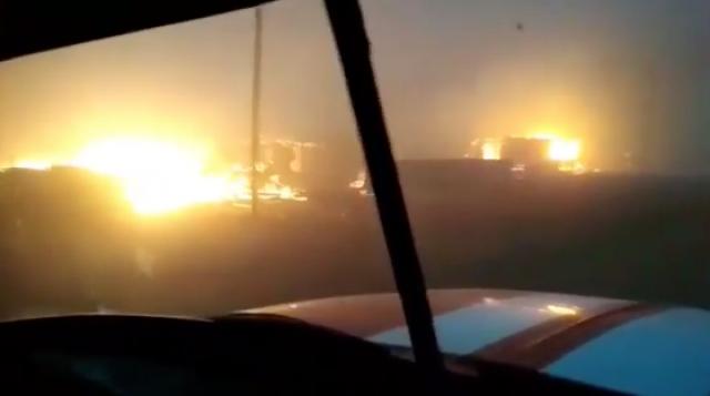 «Пришла беда»: очевидец поведал о причинах крупнейших пожаров в Забайкалье