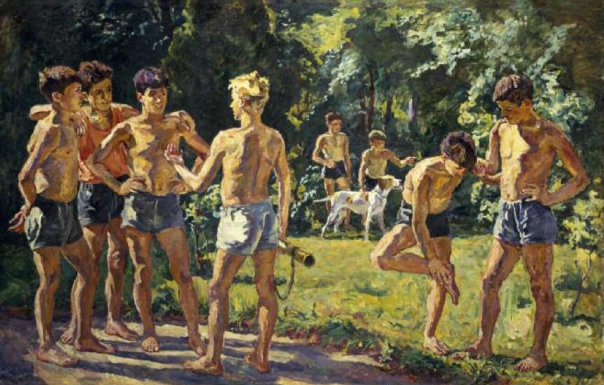 Петр Кончаловский. Лето. 1939