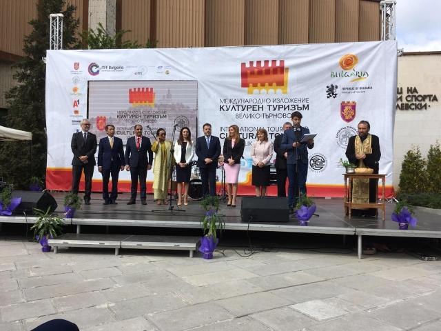 Калужане рассказали о туристическом потенциале своего региона в Болгарии
