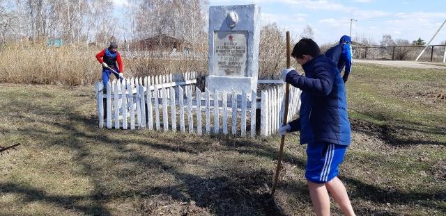Школьники Аксубаевского района