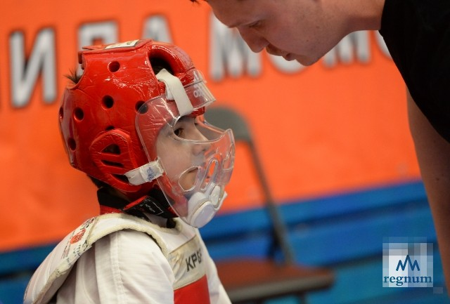 Турнир принимает более 800 юных спортсменов из России и зарубежья