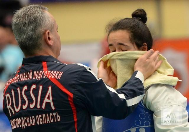 Кубок на призы Президента Санкт-Петербургской спортивной федерации тхэквондо Демида Момота