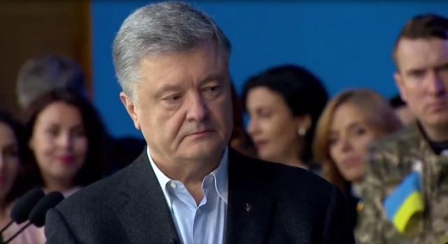 В штабе Порошенко отреагировали на иск против Зеленского
