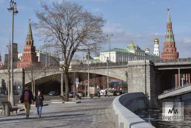 Синоптики обещают в Москве летнее тепло на следующей неделе