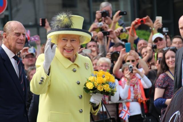 Королеве Великобритании исполнилось 93 года