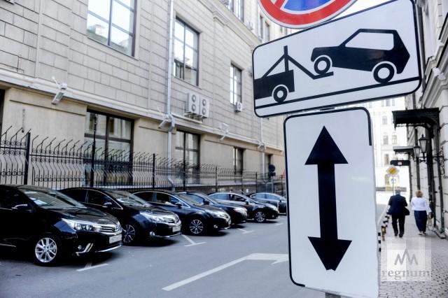 Эвакуацию автомобилей в Севастополе отдают на откуп частникам