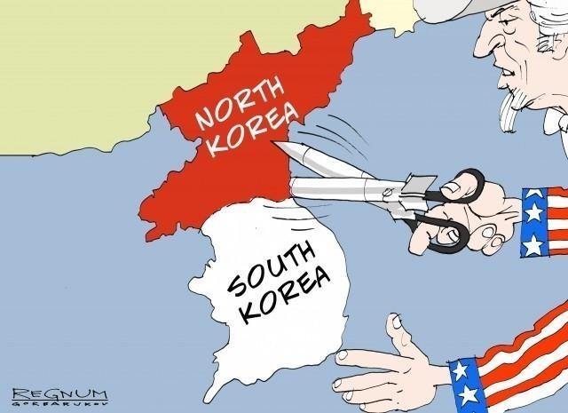 Москве и Пекину подбрасывают карту Пхеньяна