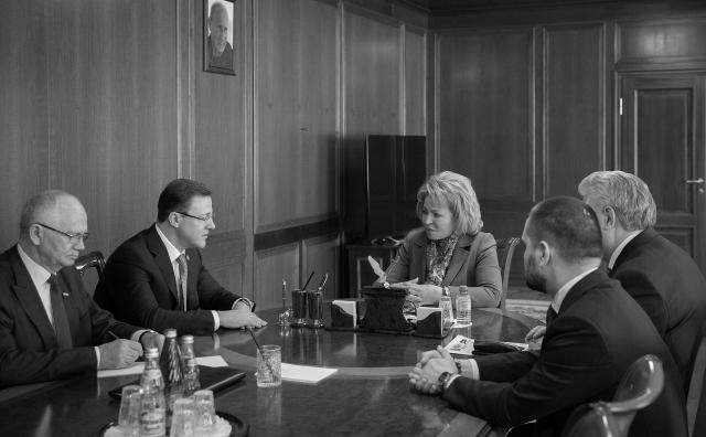 Матвиенко: Самарской области есть чем гордиться