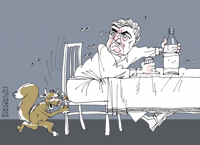 «Русская водка» положила конец президентству Порошенко  — Haaretz