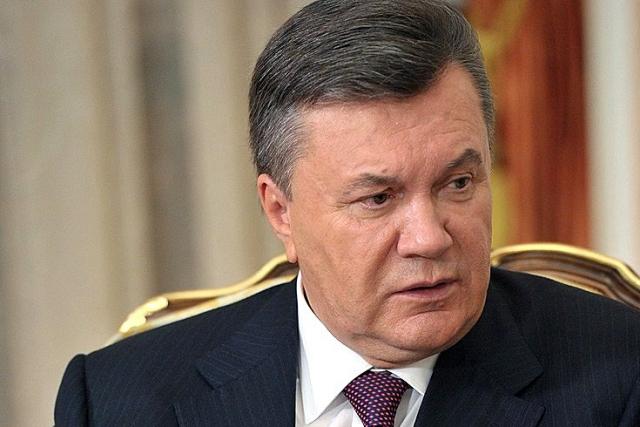 Виктор Янукович надеется вернуться на Украину
