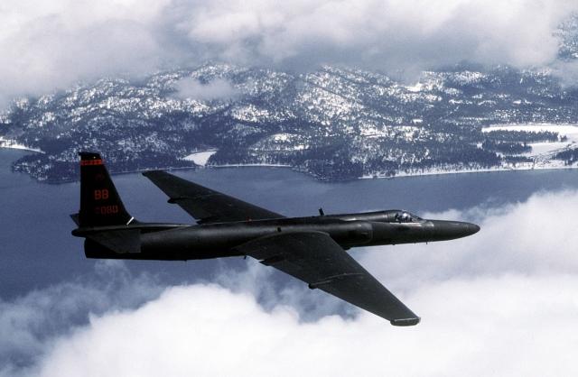 В Европу переброшены стратегические высотные авиаразведчики U-2 ВВС США