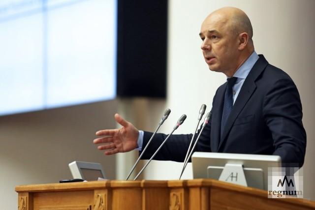 Силуанов: В 2023 году все КГН завершат свою работу