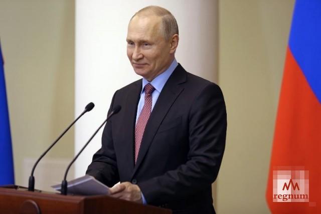 Путину важен результат работы по улучшению жизни в России, а не ее оценки