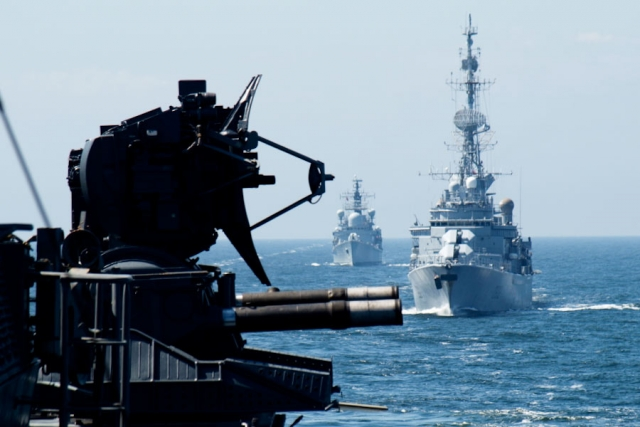 Море в Сирии тоже объединяет интересы России и Ирана