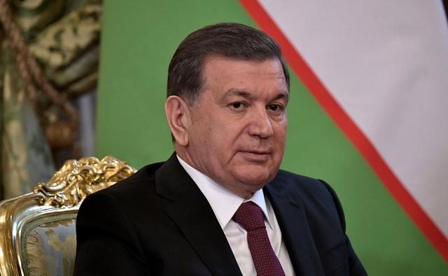 Президент Узбекистана поздравил Зеленского с победой на выборах