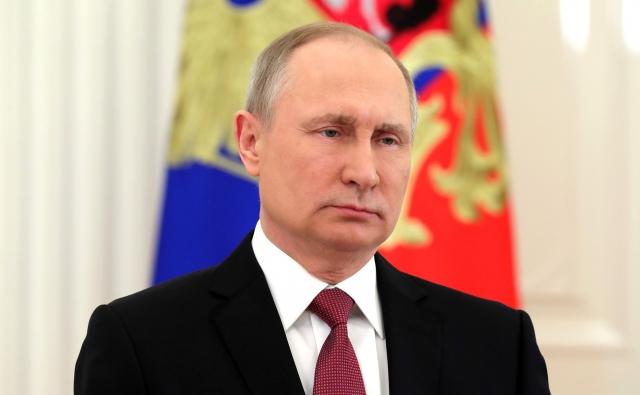 Владимир Путин прибыл во Владивосток: здесь он встретится с Ким Чен Ыном