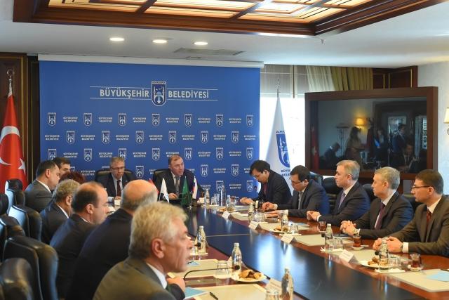 Анкара и Адыгея намерены развивать побратимские отношения