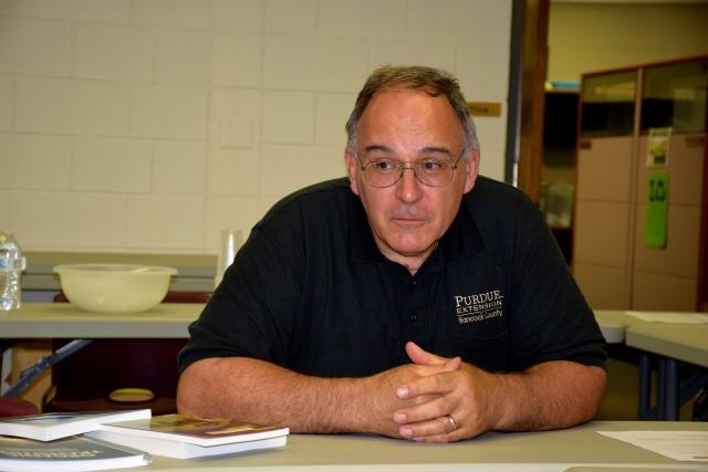 Рой Баллард — специалист по экономике и методам устойчивого земледелия
