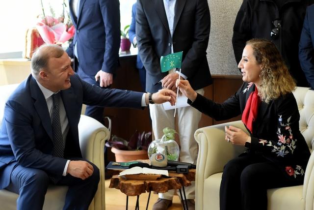 Адыгея и Турция намерены совместно реализовывать образовательные проекты