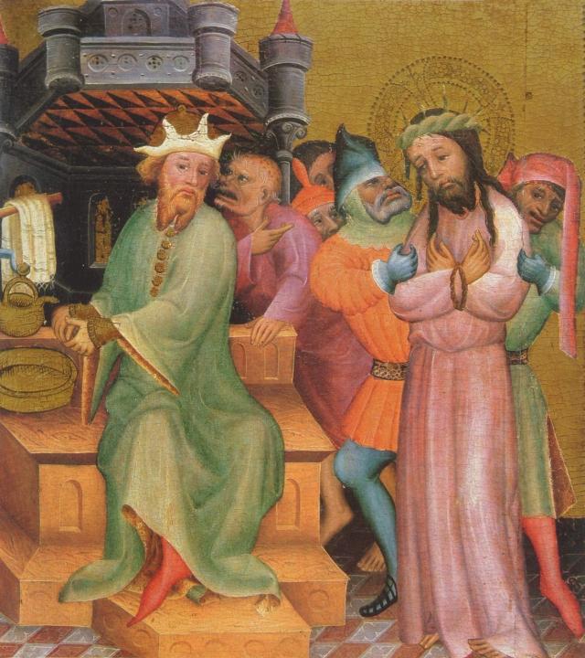 Распятие Христа было попыткой убийства в людях веры