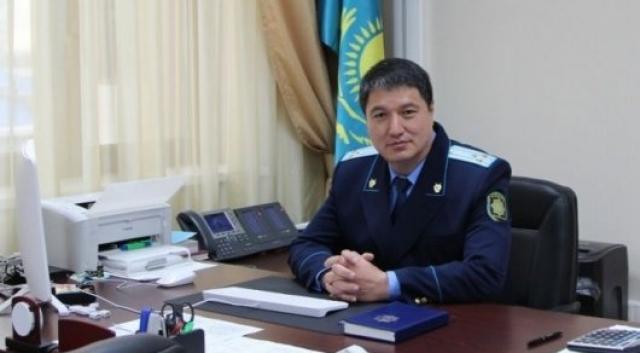 В Нур-Султане назначили нового прокурора