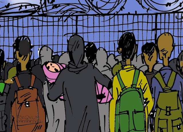 В Турции задержали свыше 1 тыс. мигрантов