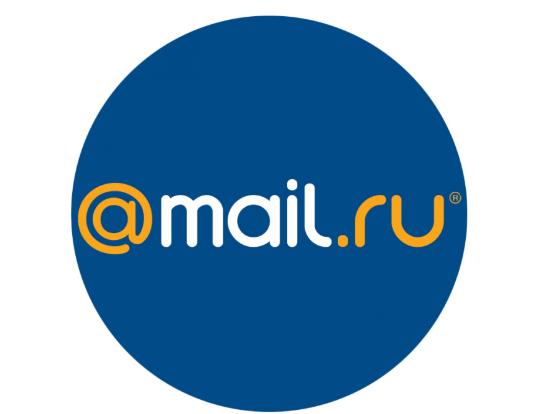 Логотип Mail.ru