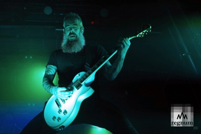 Гитарист Бьорн Гелотте