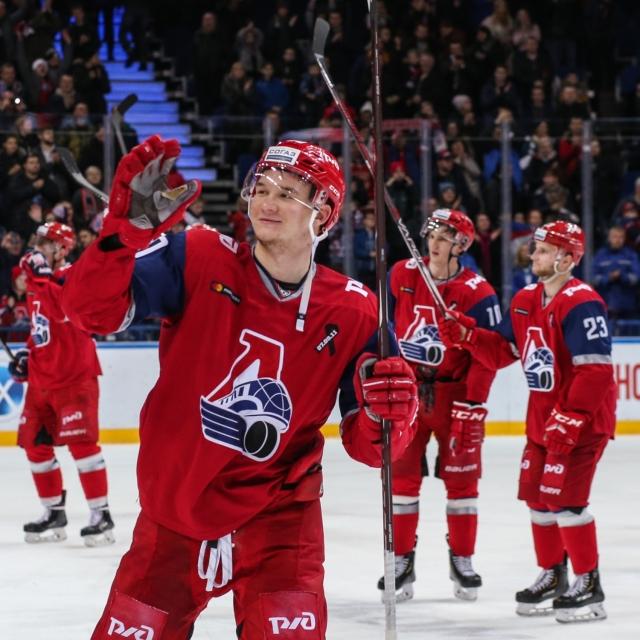 Хоккеист ярославского «Локомотива» подписал контракт с клубом НХЛ