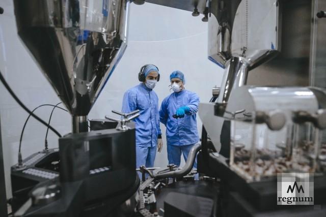 Производство препарата долутегравир