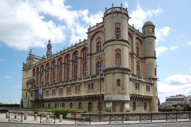 Сен-Жерменский дворец, в котором состоялось подписание договора