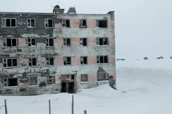 Руины Озёрного