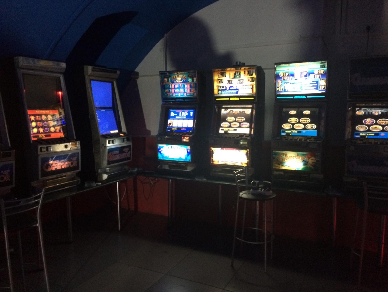 Зал игровых автоматов бесплатно