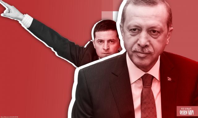 Сможет ли Анкара помирить Киев с Москвой?