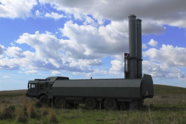Противокорабельная ракетная система «Бастион»
