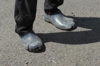 Обувь. Фото — страница «ВКонтакте» Олега Приходько